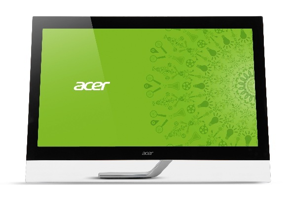 "Acer LCD T272HLbmjjz, 69cm (27"") VA LED LCD, 1920 x 1080, 100M:1, 5ms, DVI, 2xHDMI, repro, USB 3.0 Hub,"