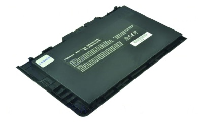 2-Power baterie pro HP EliteBook Folio 9470m Ultrabook, Li-Pol, 14.8V, 3400mAh