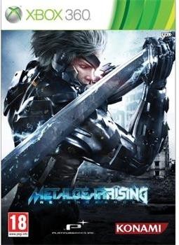 X360 - Metal Gear Rising: Revengeance