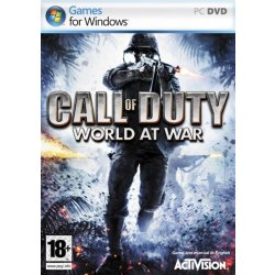 PC CD - Call of Duty: World at War