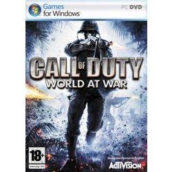 PC CD - Call of Duty: World at War