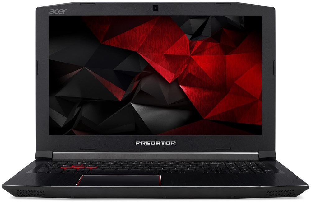 "Acer Predator Helios 300 (PH315-51-717T) i7-8750H/8GB+N/16GB Optane+1TB 7200 ot./GeForce GTX 1060 6GB/15.6""FHD IPS LED/BT/W10 Home"