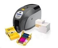 ZEBRA ZXP3 tiskárna karet USB