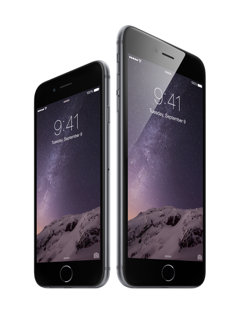 Apple iPhone 6 Plus 128GB - šedý