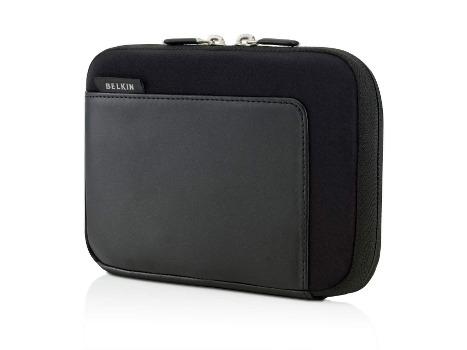 """Belkin case HDD 2,5"""" neopren/kůže, černá"""