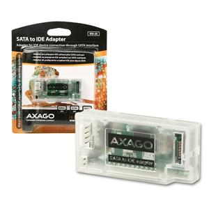 AXAGON SATA - IDE mini adapter interní