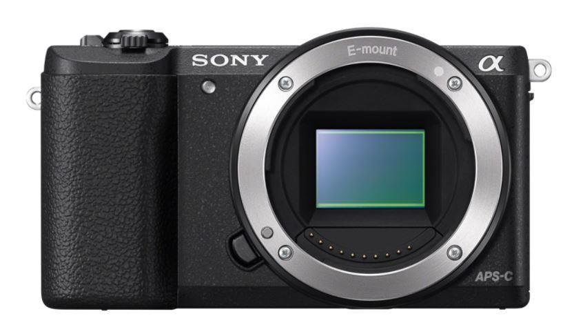SONY ILCE-5100 Fotoaparát Alfa 5100 s bajonetem E - tělo - Black