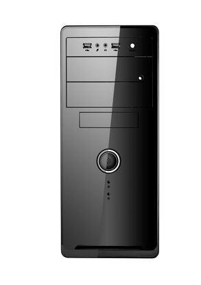 PC skříň Spire OEM Series 1072B ATX, bez zdroje (černá)