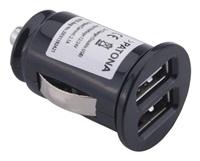 Nabíječka Patona USB do auta - 12V 2,1A, černá