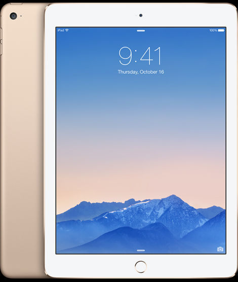 Apple iPad Air 2 Wifi Cell 64GB Gold