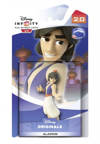 DI 2.0: Disney Originals: Figurka Aladdin