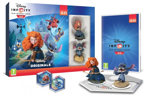 PS4 - DI 2.0: Disney Originals Toy Box Combo Pack