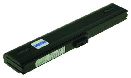 2-Power baterie pro ASUS B80A/V2/V2J/V2Je/V2S Series, Li-ion(6cell), 4600 mAh, 11.1 V, černá