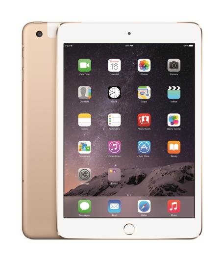 Apple iPad mini 3 Wi-Fi Cell 128GB Gold