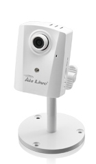 AirLive CU-720IR,Cube,1.3M,ID,f3.6mm,DC,WDR,IR