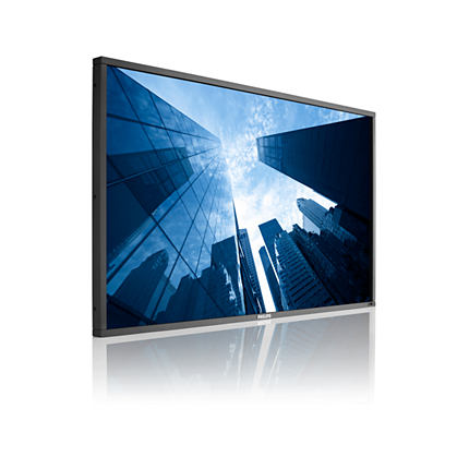 "46"" E-LED Philips BDL4680VL - FHD,700cd,OPS,24/7"