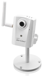 AirLive CW-720IR,Cube,1.3M,ID,f3.6mm,DC,IR,WLAN