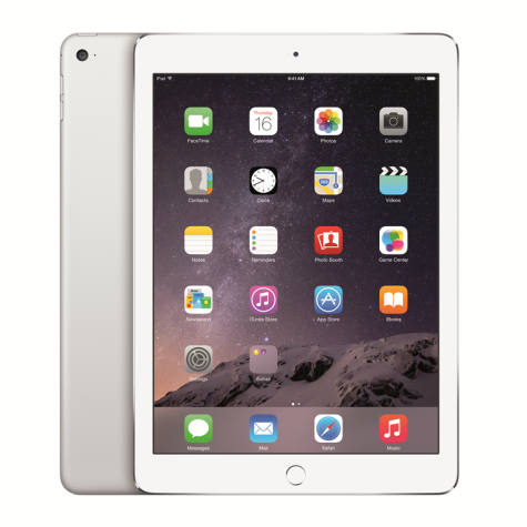 iPad Air 2 Wi-Fi Cell 16GB Silver