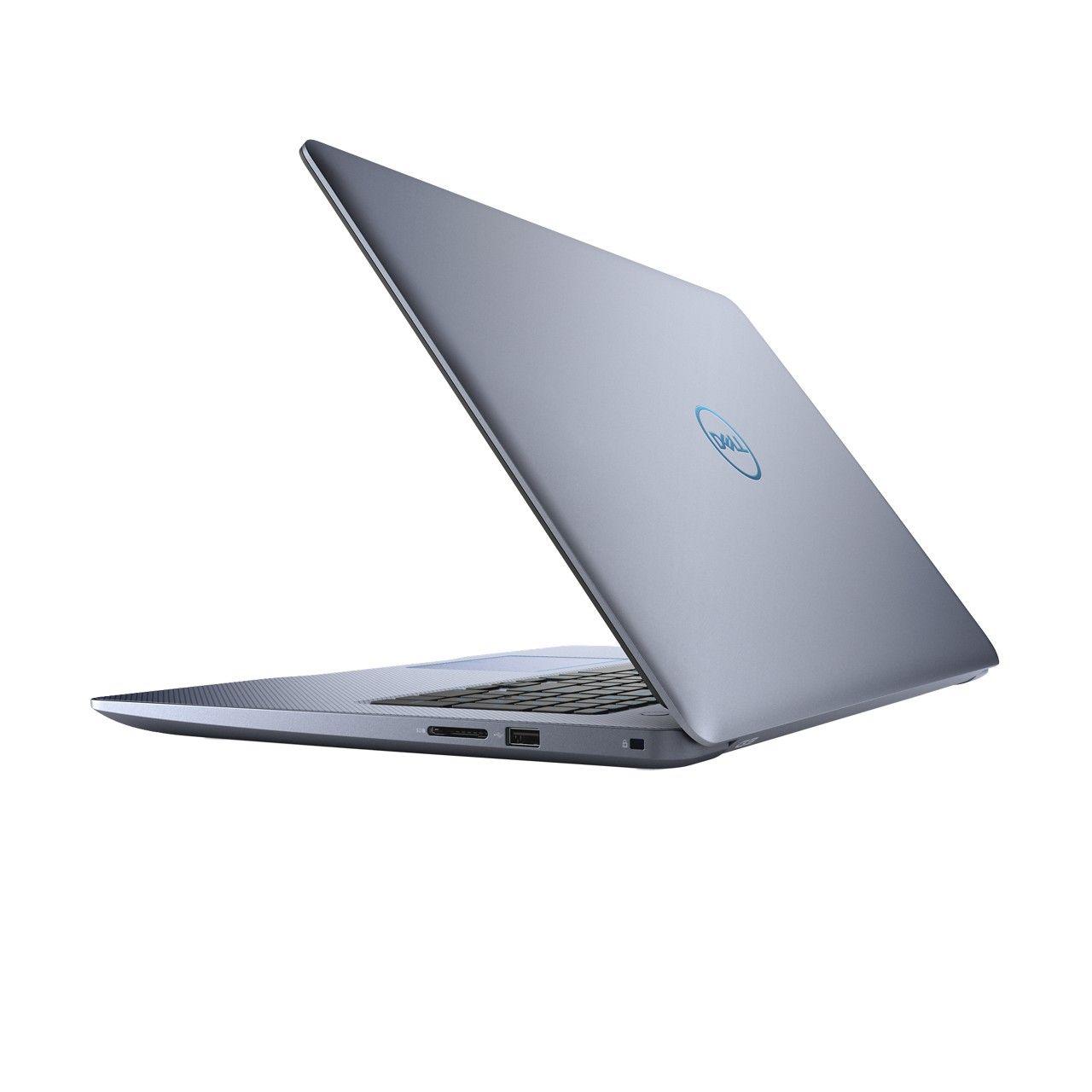 """DELL G3 17(3779)/i5-8300H/8GB/128GB SSD+1TB SATA/4GB Nvidia 1050/17,3""""/FHD/Win 10 64bit/modrý"""