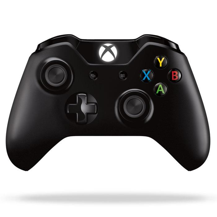 Xbox One Wireless Gamepad + kabel pro Windows