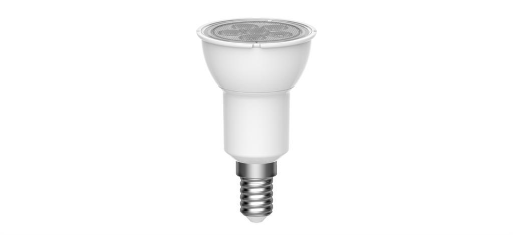 Světelný zdroj LED Energetic Lighting E14 4W->35W 2700K 600Cd reflektor R50