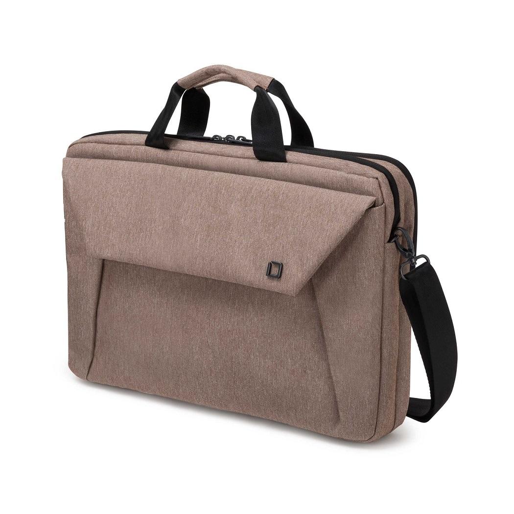 Dicota Slim Case Plus Edge 12 - 13.3 brašna na notebook sandstone