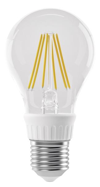 Emos LED žárovka Filament A60 6W/45W E27, WW teplá bílá, 280°, 550 lm