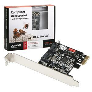 AXAGO - PCES-30 PCI-Express řadič 2x int.SATA 3G RAID
