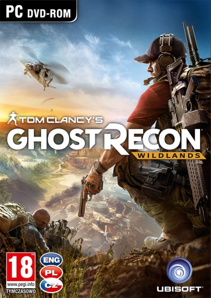 PC CD Tom Clancy's Ghost Recon: Wildlands