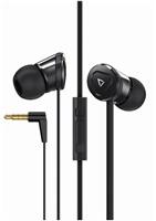 CREATIVE HITZ MA500 ANDROID BLACK (Černá/šedá) sluchátka do uší (pecky) konektor 3.5mm, ovládání na kabelu, aktivní potlačení šumu