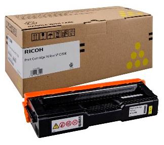 Ricoh - toner 407546 SPC 250E (SP C250DN, C250SF) 1600 stran, žlutý