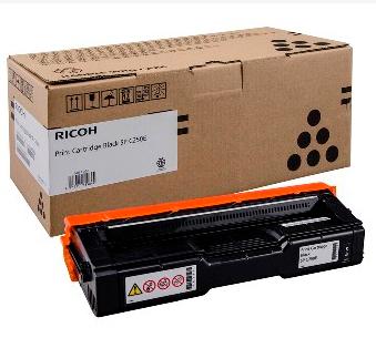 Ricoh - toner 407543 (SP C250DN, C250SF) 2000 stran, černý
