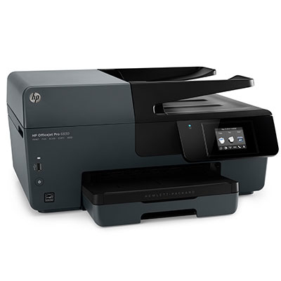 HP e-All-in-One Officejet Pro 6830 (A4, 18/10 ppm, USB, Ethernet, Wi-Fi, Print/Scan/Copy/Fax, Duplex)