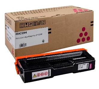 Ricoh - toner 407545 SPC 250E (SP C250DN, C250SF) 1600 stran, purpurový
