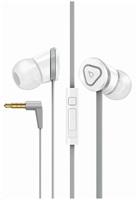 CREATIVE HITZ MA500 ANDROID WHITE (Bílá/šedá) sluchátka do uší (pecky) konektor 3.5mm, ovládání na kabelu, aktivní potlačení šumu