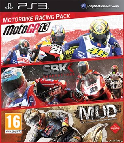 PS3 - Motorbike Racing Pack