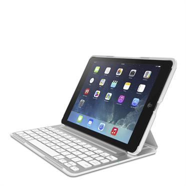 BELKIN QODE Ultimate s kláv iPad Air,bílá, CZ