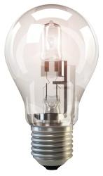LED stolní lampička DEL-1211R červená