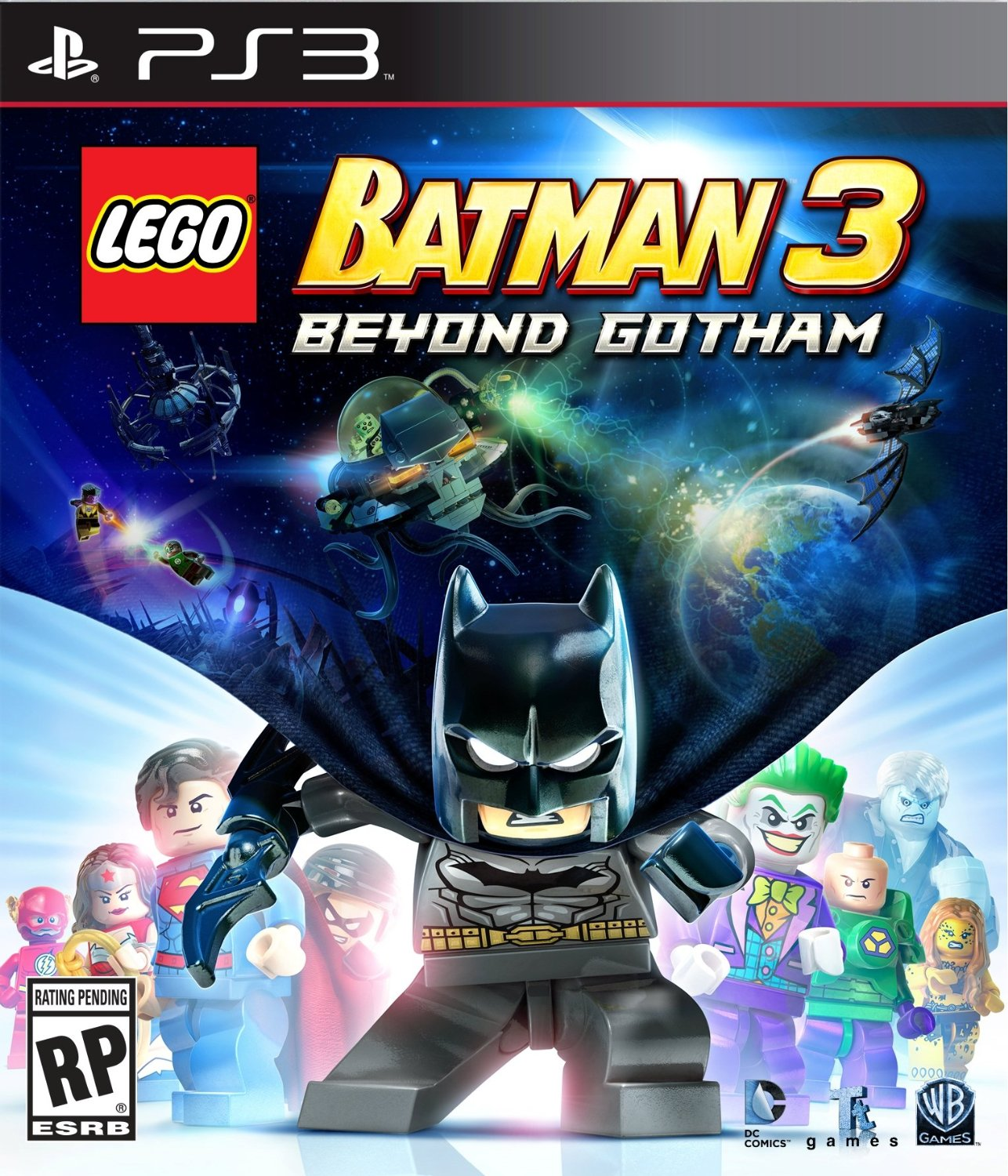 PS3 - LEGO Batman 3: Beyond Gotham