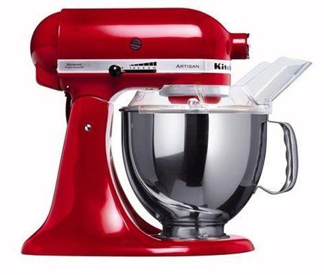 Kuchyňský robot KitchenAid 5KSM 150 PS EER Artisan - červený
