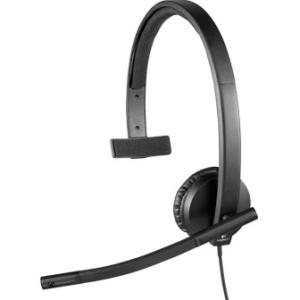 Logitech H570e Sluchátka USB Mono