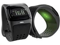 MIO Alpha 2 sportovní hodinky BT se senzorem srdečního tepu - černé