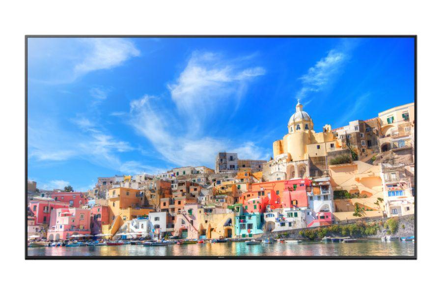"""SAMSUNG LFD LH85QMDPLGC/EN (velkoformátový displej) /85""""/BLU LED/3840x2160/5000:1/6ms/(D-SUB,HDMI,repro,VESA)"""
