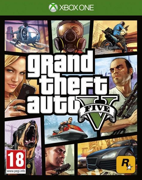XOne - Grand Theft Auto V