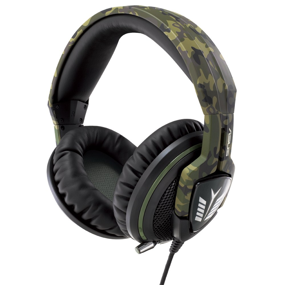 ASUS Echelon Forest gaming headset + dárek Echelon gaming pad za 1 CZK/0,05 EUR