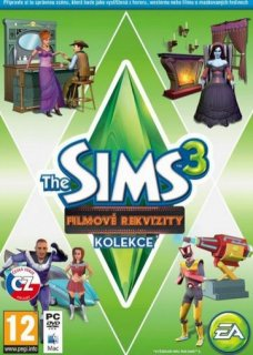 ESD The Sims 3 Filmové Rekvizity