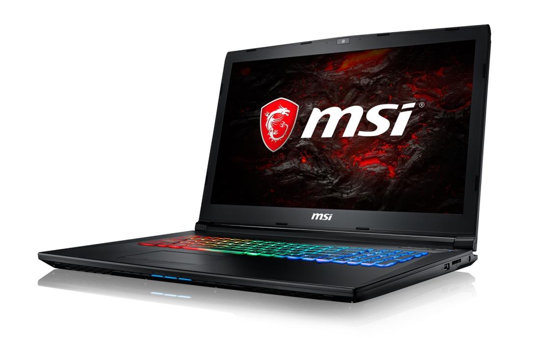 """MSI GP72MVR 7RFX-863CZ Leopard Pro/i7-7700HQ Kabylake/8GB/1TB HDD 7200ot./ GTX 1060 6GB/17,3""""FHD/Win10"""