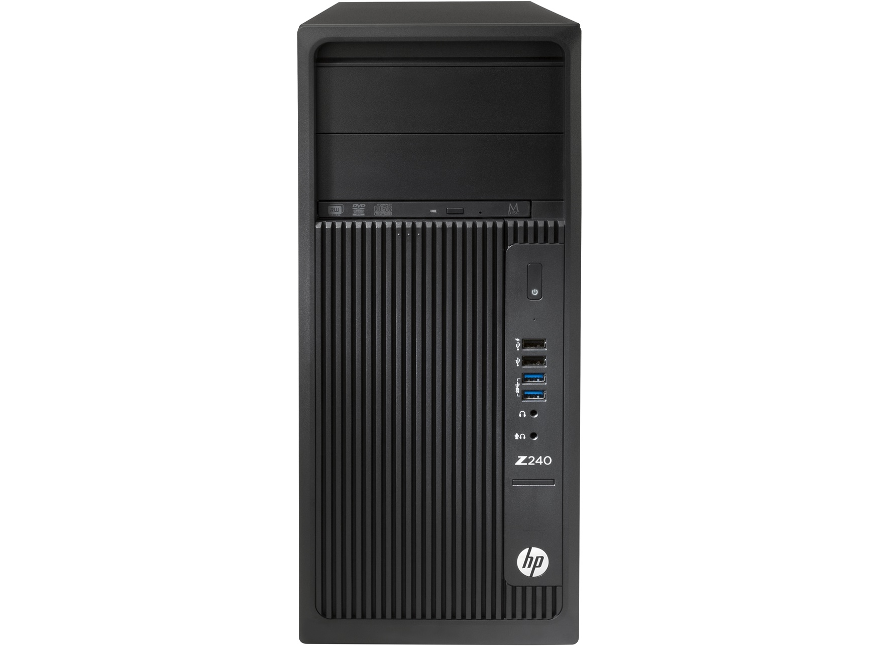 HP Z240 TWR Intel i7-7700 3.6GHz/ 8GB DDR4-2133 nECC (2x4GB)/256GB SSD 2,5''/Intel HD GFX 630/Win 10 Pro
