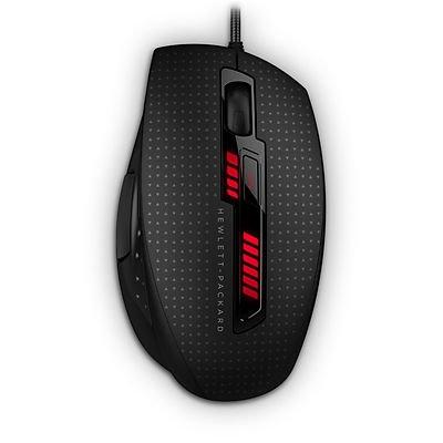 HP myš X9000 USB černá