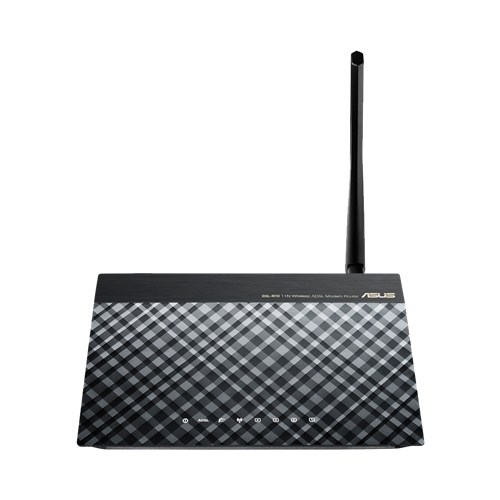ASUS DSL-N10_C1, Wireless-N150 modemový ADSL router